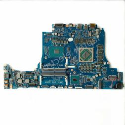 for Dell Alienware 15 R3 Laptop Motherboard i5-6300HQ CPU RX