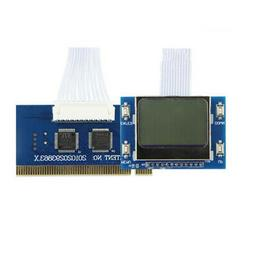 PCI Motherboard Analyzer Diagnostic Post Tester Card For PC